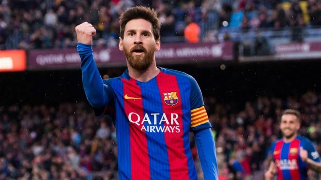 Ronaldinho: 'Chi nguoi ngoai hanh tinh moi danh bai duoc toi va Messi' hinh anh 2