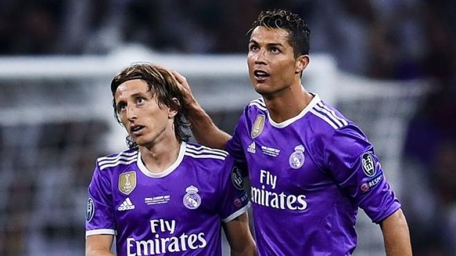 So phieu chon Modric gianh 'The Best' cao gap 6 lan Ronaldo hinh anh