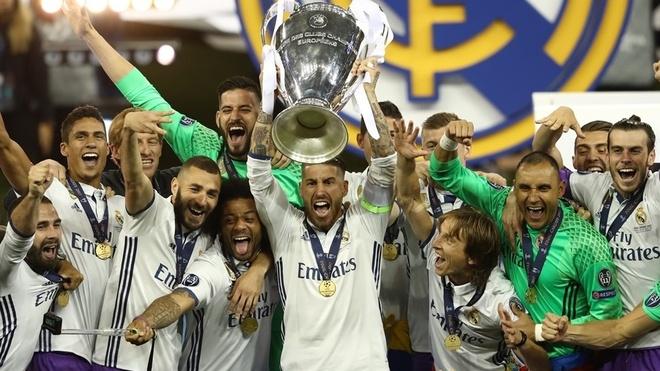 Real Madrid: Chi it, nhieu sao, nhieu danh hieu Champions League hinh anh