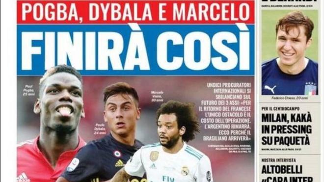 Bao Italy dua tin Juventus muon tao dai ngan ha vi Ronaldo hinh anh 1