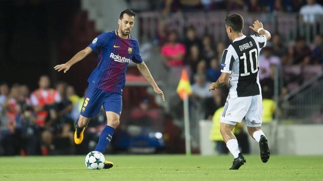 Sergio Busquets: 'Phat minh' the ky cua Pep Guardiola hinh anh 3