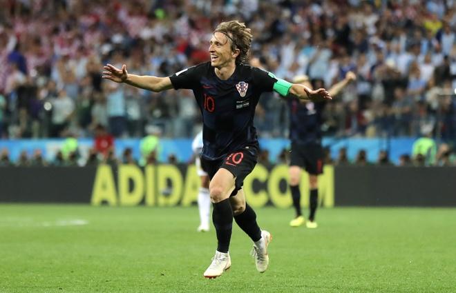 Luka Modric co thuc su la cau thu hay nhat the gioi? hinh anh 2