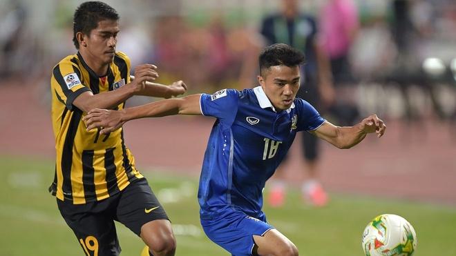 Tuyen Thai Lan khong goi 4 ngoi sao dang xuat ngoai du AFF Cup 2018 hinh anh