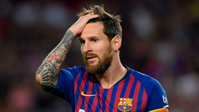 Chuyen gia Fox Sports: 'Messi hut giai 'The Best' la dieu binh thuong' hinh anh