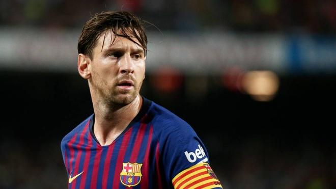 Sau Ronaldo, Messi khong du gala The Best hinh anh