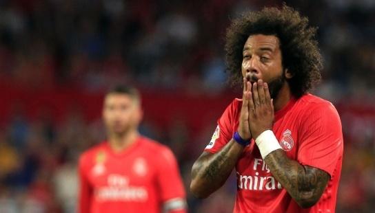 Khi Marcelo phong khoang, Real tra gia hinh anh