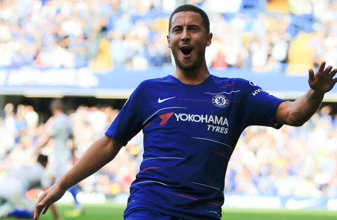 Chelsea muon vo dich, cu de Hazard ich ky nhu Ronaldo hinh anh
