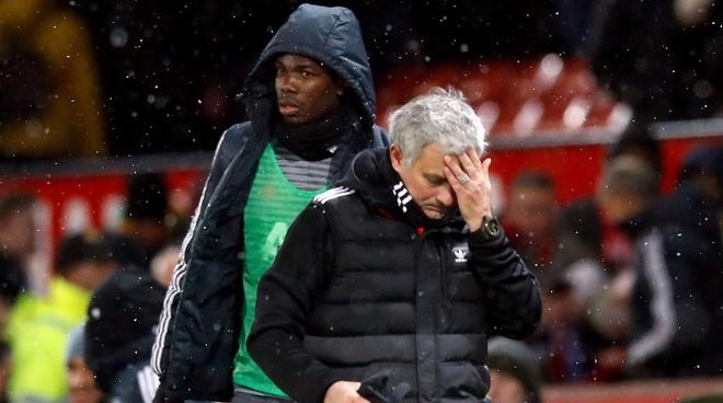 Mat viec o MU: Cai gia Mourinho phai nhan se rat te hinh anh