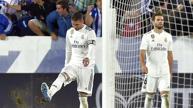Chuyen quai quy gi dang xay ra o Real Madrid? hinh anh