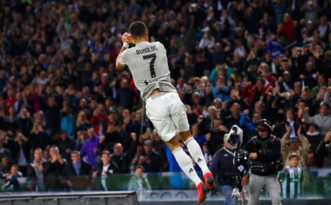 Ronaldo va ban thang mang thong diep danh thep hinh anh 2
