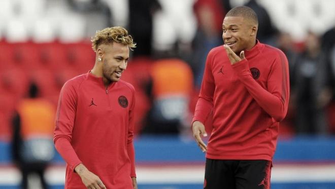 Neymar - Mbappe ket bang dang, tay chay Cavani hinh anh 2