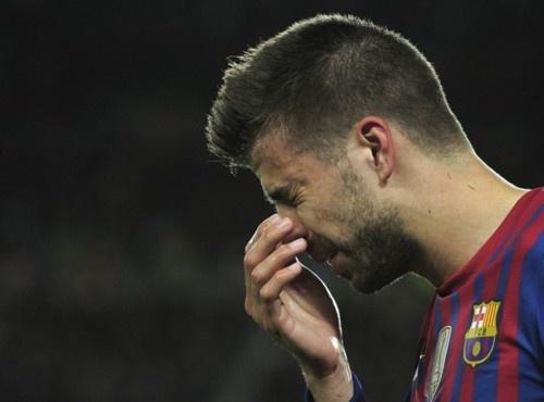 Barca va chang tourmalet thang 10: Khoc do vi hang thu hinh anh