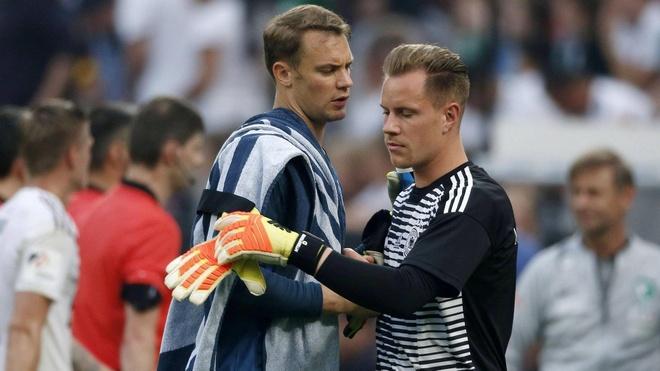 Tuyen Duc sa sut: Toi luc Ter Stegen thay the Neuer hinh anh