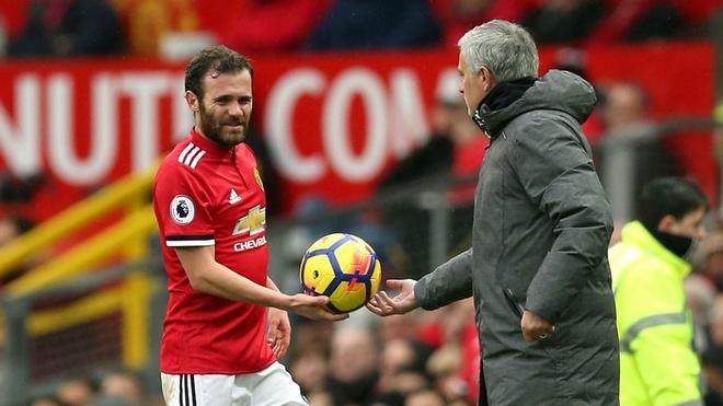 Juan Mata được săn đón khi hết hạn hợp đồng MU
