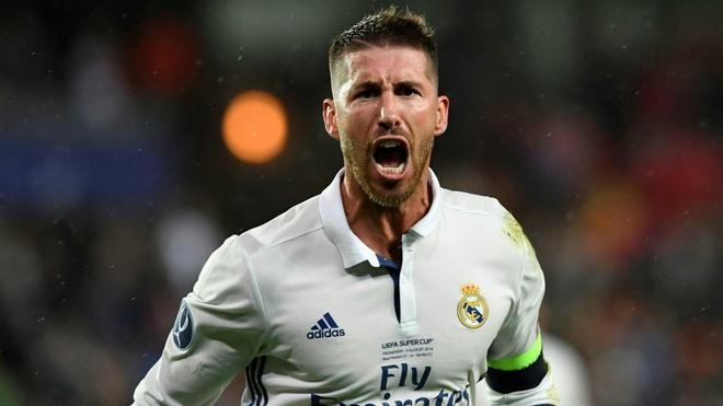 Sergio Ramos noi con thinh no, dan mat dong doi tre hinh anh