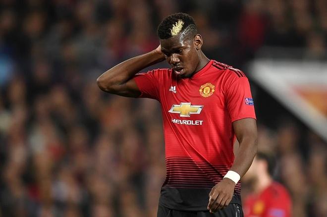 Thua Juventus, MU cua Mourinho da tut hau qua xa hinh anh