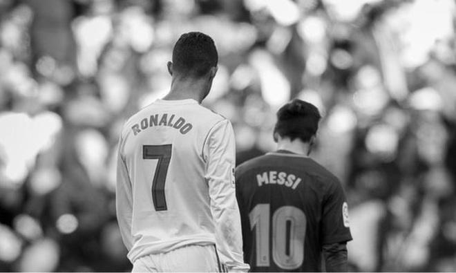 Sieu kinh dien khong Ronaldo - Messi: Thoi the tao anh hung hinh anh