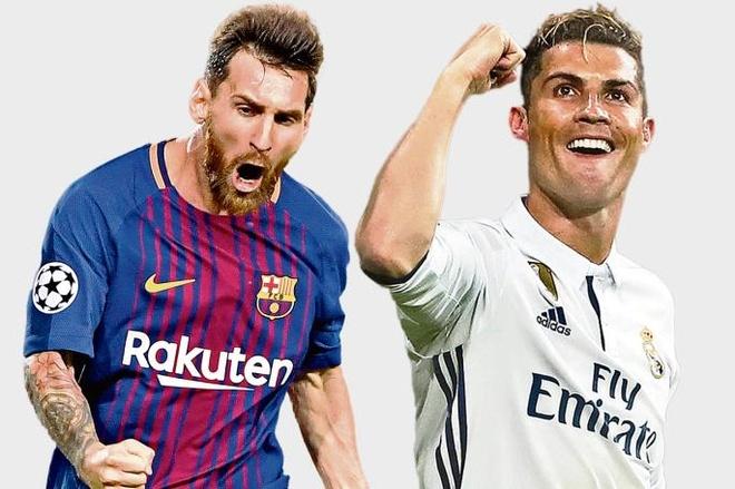Sieu kinh dien khong Ronaldo va Messi: Dai chien vi ngay mai hinh anh