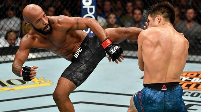 Cuu vo si MMA so 1 the gioi roi UFC, dau o giai moi hinh anh 1