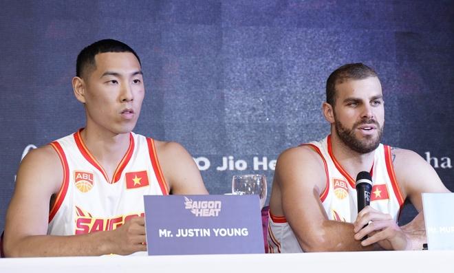 Thue cau thu tung choi o NBA, Sai Gon Heat khang dinh tham vong lon hinh anh