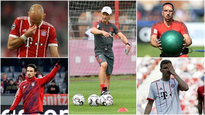 Bao Duc: Sao Bayern Munich noi loan, am muu lat ghe HLV Kovac hinh anh 1