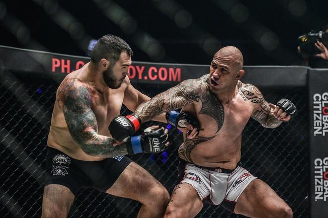 Chu nha Philippines dai thang o giai MMA lon nhat chau A hinh anh 3