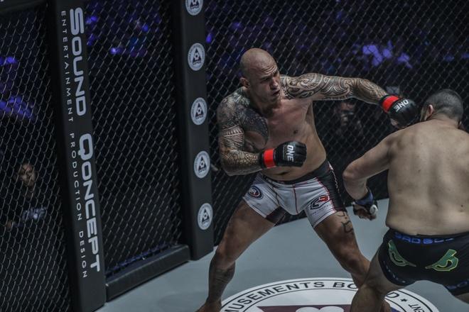 Chu nha Philippines dai thang o giai MMA lon nhat chau A hinh anh 2