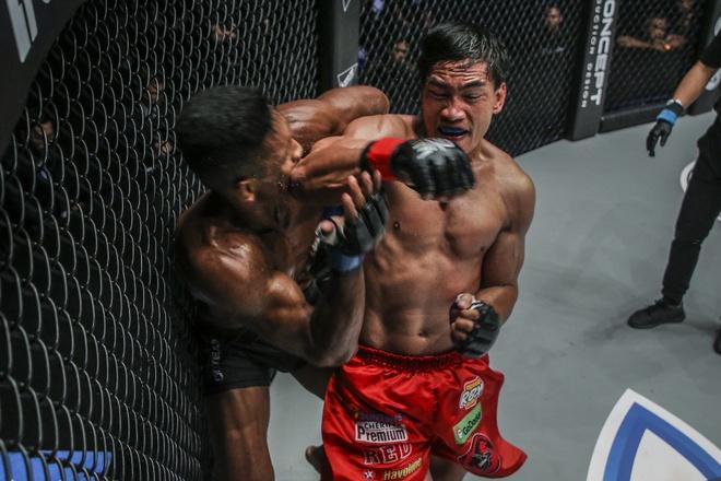 Chu nha Philippines dai thang o giai MMA lon nhat chau A hinh anh 7