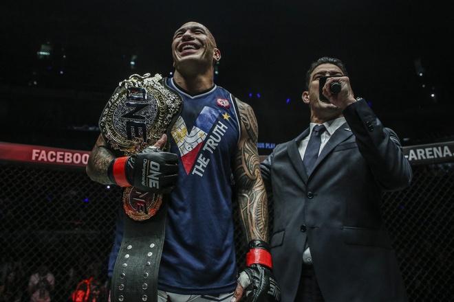 Chu nha Philippines dai thang o giai MMA lon nhat chau A hinh anh 5