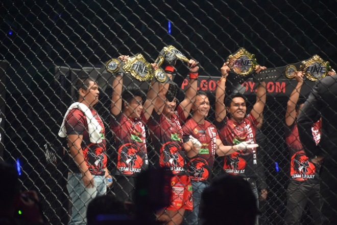 One Championship anh 8