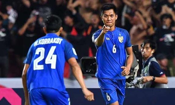 Tuyen Thai Lan sau cung da lo bai o AFF Cup hinh anh