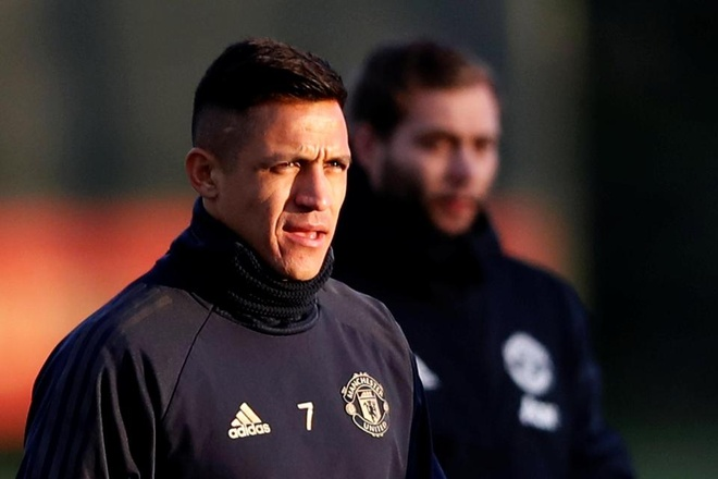 Alexis Sanchez tiep tuc mang den that vong cho MU hinh anh