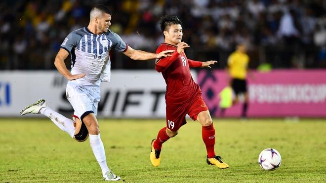 Bao chi chau A: 'Tuyen Viet Nam dat mot chan vao chung ket AFF Cup' hinh anh