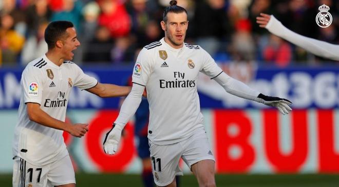 Thang toi thieu doi bet bang, Real tro lai top 4 La Liga hinh anh 1