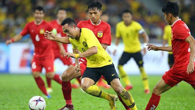 Hai cau thu con sot lai trong doi hinh Malaysia vo dich AFF Cup 2010 hinh anh