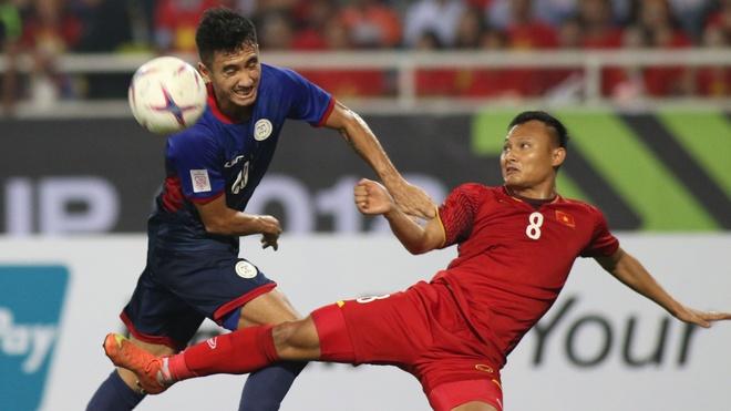 'Tuyển Việt Nam mất bình tĩnh khi đối thủ tranh bóng quyết liệt'