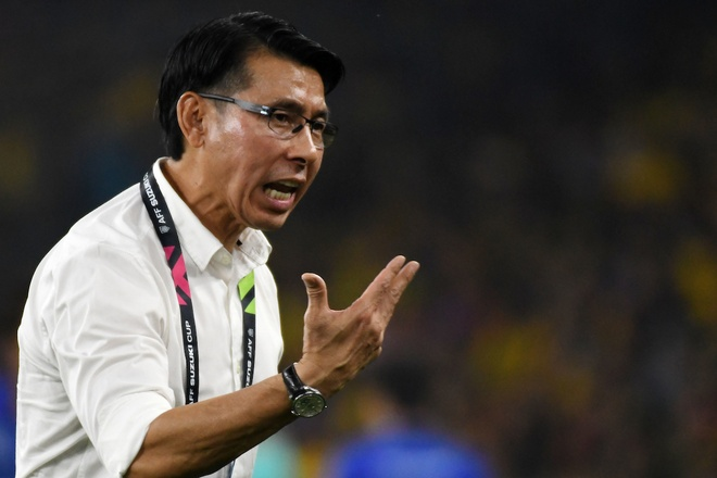 Malaysia ve nhi AFF Cup, HLV Tan Cheng Hoe van co nguy co that nghiep hinh anh