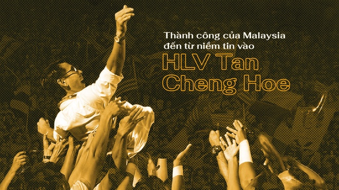 Malaysia ve nhi AFF Cup, HLV Tan Cheng Hoe van co nguy co that nghiep hinh anh 1