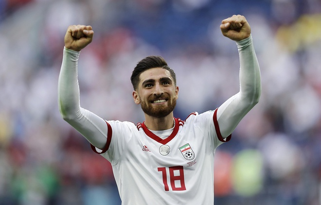 HLV Iran cho su tro lai cua ngoi sao Premier League hinh anh
