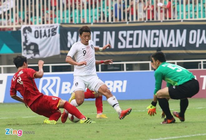 Nha bao Han Quoc mong cho doi nha tai dau Viet Nam o Asian Cup hinh anh 1