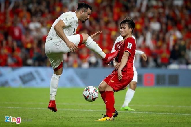 ASIAN CUP 2019: 'Chất lượng cầu thủ Việt Nam tốt hơn Jordan'