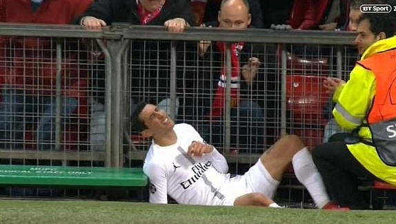 MU 0-2 PSG: Di Maria va man tra thu ngot ngao hinh anh 3