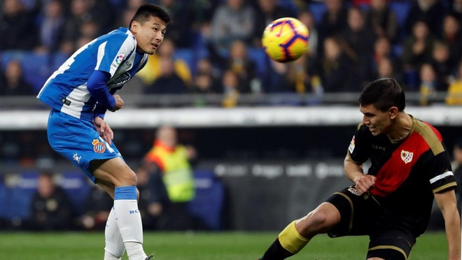 CLB La Liga ra mat ao dau danh rieng cho tien dao so 1 Trung Quoc hinh anh 1