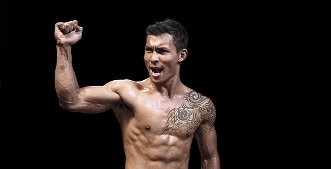 Vo si Viet Nam ra mat san choi MMA lon nhat chau A hinh anh