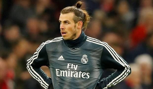 Gareth Bale bi to ich ky tren san, tach biet trong phong thay do hinh anh 1