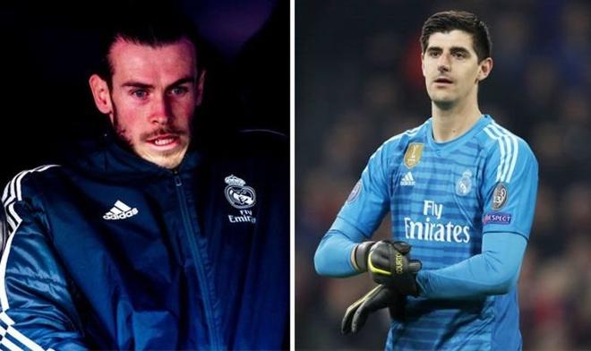 Gareth Bale bi to ich ky tren san, tach biet trong phong thay do hinh anh 3