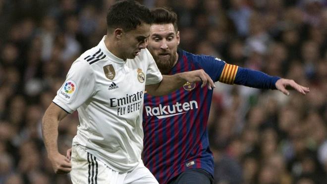 Sao tre Real Madrid long ngon voi Suarez va Messi hinh anh 1