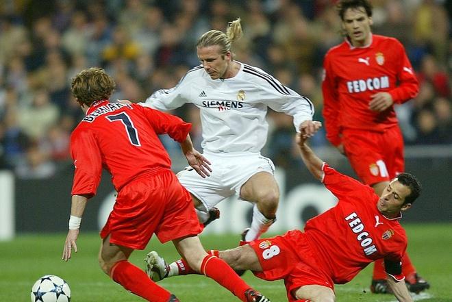 David Beckham, Sergio Ramos va nhung tam the vang hai doi hinh anh 1