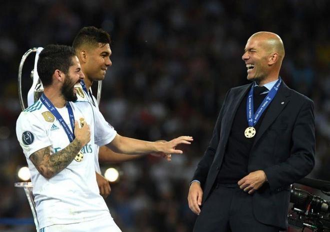 Muc luong cua Zidane tang vot qua tung nam hinh anh 1