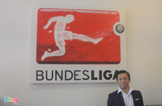 Sep Bundesliga noi ve co hoi choi bong tai Duc cua cau thu Viet hinh anh 1
